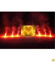 Extrem Lichterbilder, Feuerbilder, Feuerschriften, Bilder | Feuerwerk CA24